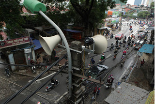 Hà Nội: Dừng phát loa phường ở 4 quận nội thành