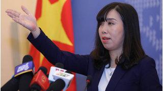 """Bộ Ngoại giao thông tin về vụ Trịnh Xuân Thanh: """"Chúng tôi lấy làm tiếc"""""""