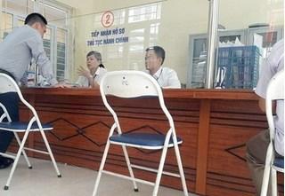 """Vụ phường Văn Miếu bị tố """"hành dân"""": Rà soát lại toàn bộ camera ở bộ phận một cửa"""