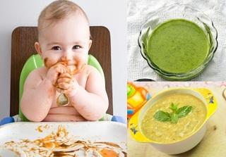 Bé ăn ngoan thun thút với 3 món cháo cực thơm ngon, bổ dưỡng và có lợi cho tiêu hóa
