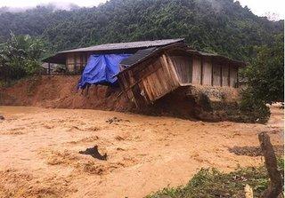 Lũ ống ở Điện Biên: Thêm một người chết do mưa lũ