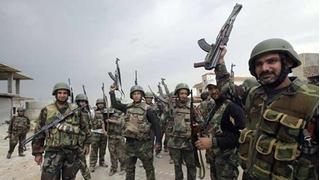 Quân đội Syria tiến như vũ bão, phiến quân ở 2 nghìn khu vực đành giơ cờ trắng đầu hàng