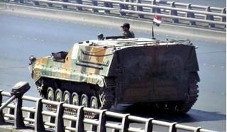 Có thêm vũ khí mới cứng cựa, quân đội Syria đánh đâu thắng đó trên mặt trận chống IS