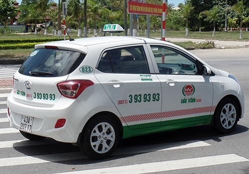 thu tiền taxi chênh lệch