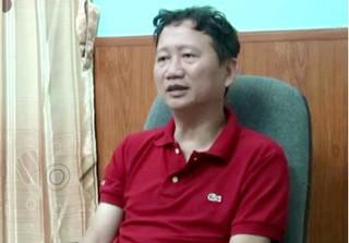 Ra quyết định bắt tạm giam Trịnh Xuân Thanh