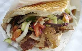 bánh mỳ Doner Kebap