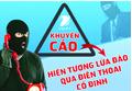 Chiêu lừa đảo nhắc nợ tinh vi, nhà mạng đưa ra lời cảnh báo từ số 18001166