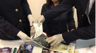Một phụ nữ vận chuyển ma túy từ Brazil về Việt Nam bị bắt giữ