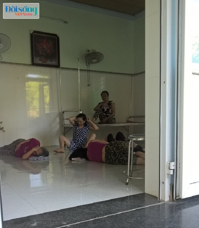 Y sĩ dỏm ở Thanh Hóa