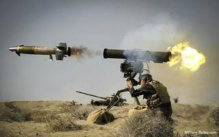 Từ đâu IS có siêu vũ khí chống tăng Kornet Nga để dội bão lửa vào xe tăng Iraq?