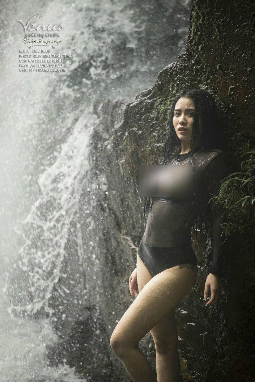 Hot girl Linh Miu 3