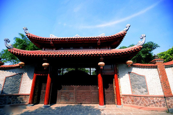 biệt phủ ở Nghệ An