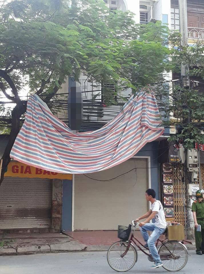 Công an phường Đằng Lâm đang điều tra vụ việc