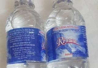 Nước đóng chai River bị cảnh báo không an toàn cho người tiêu dùng