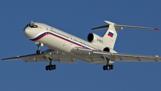 Tại sao Nga lại chọn máy bay Tu-154 già cỗi để áp sát khu vực tuyệt mật của Nhà Trắng?
