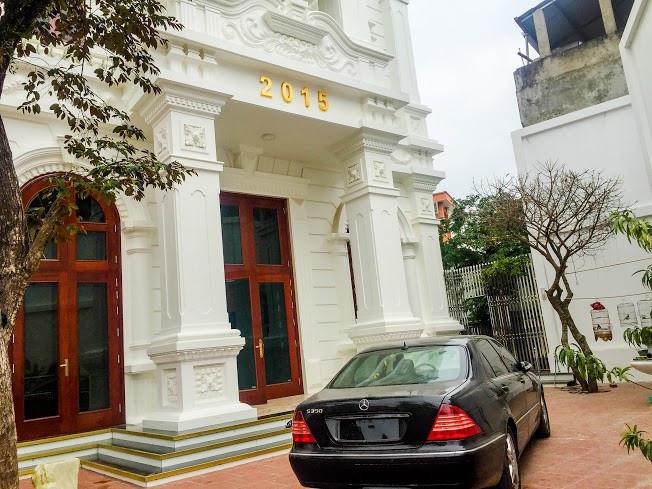 biệt thự của đại gia Phú Thọ
