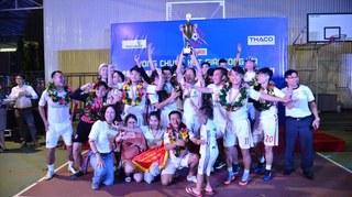 Bế mạc Press Cup 2017: Đài truyền hình Việt Nam lên ngôi đầy thuyết phục