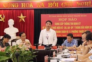 Phó Chủ tịch quận Thanh Xuân có lỗi trong việc ứng xử với công dân