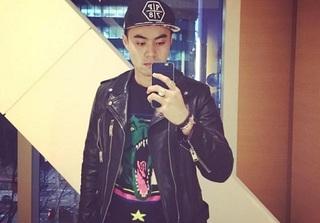 Chàng thiếu gia Việt tài giỏi và đẹp trai, kết thân cả với ngôi sao Hàn Quốc