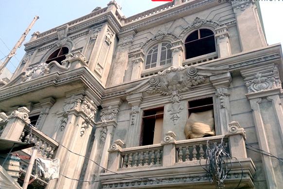Biệt thự của nữ đại gia Lào Cai