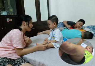 Vụ bé trai bị bạo hành dã man: Sau một tuần xuất viện, cháu hồi phục thần kỳ