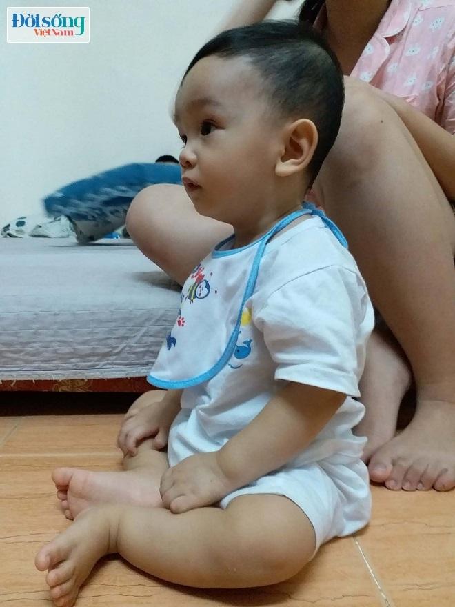Bé trai bị bạo hành ở Hà Nội 1