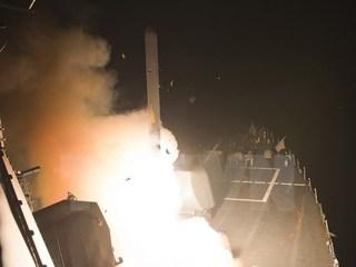 Syria nghi Mỹ không kích để xoá giấu vết vũ khí hoá học, Nga phản ứng sao?