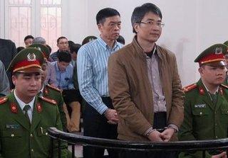 Giang Kim Đạt Vinashin kháng cáo