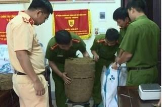 Triệt phá đường dây ma túy lớn từ Lào về Việt Nam