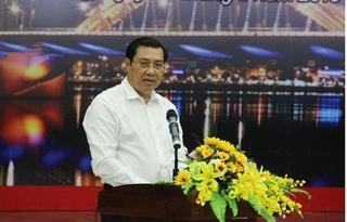 Một nghi can đe dọa chủ tịch TP Đà Nẵng bị bắt