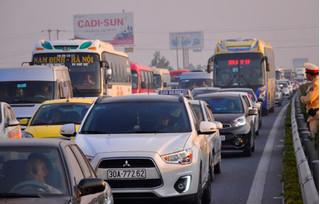 BOT Pháp Vân - Cầu Giẽ: Thảm lại mặt đường nhưng thu phí bằng cao tốc mới