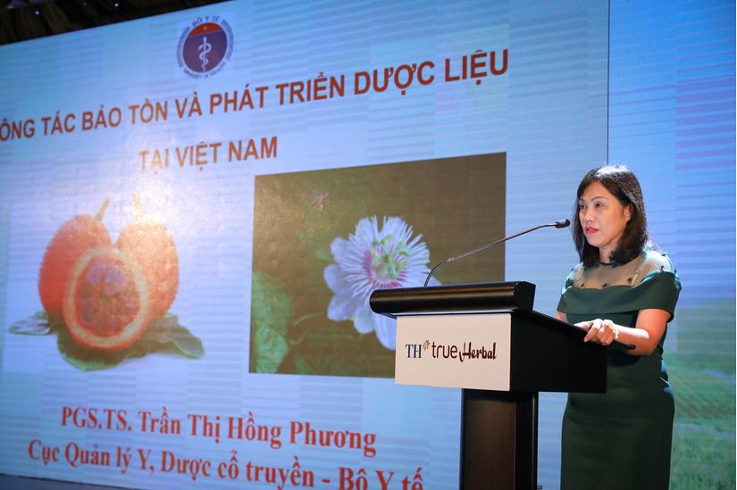 PGS.TS. Trần Thị Hồng Phương