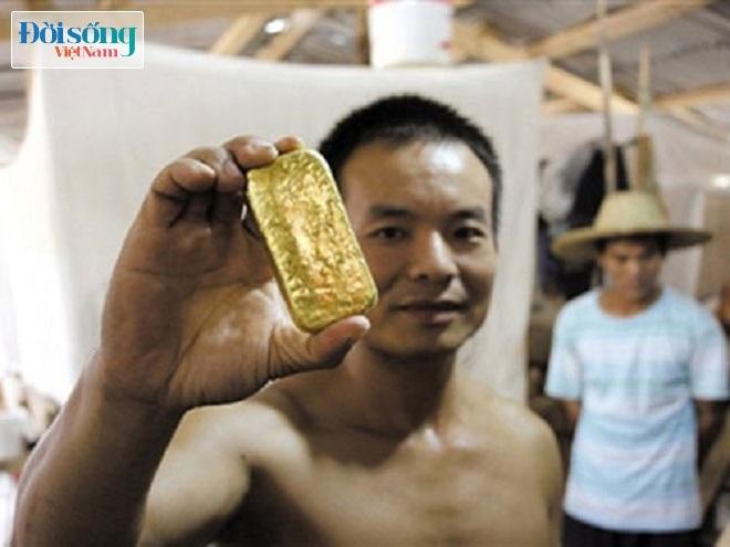 18 phu vàng bị sát hại