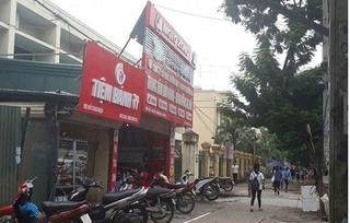 Hà Nội: Nghi phạm dùng súng hoa cải bắn người trong tiệm sửa xe đã bị bắt