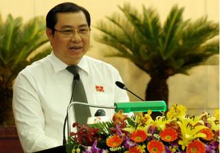 Nhắn tin đe dọa Chủ tịch Đà Nẵng: Nguyên nhân xuất phát từ đất ở bán đảo Sơn Trà?