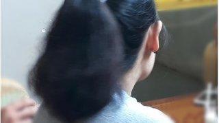 Nữ giáo viên tiểu học tố hiệu phó tung clip sex tống tình