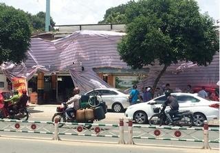 Chủ nhà hàng lệnh nhân viên đập phá hàng loạt ô tô vì đỗ chắn lối vào nhà