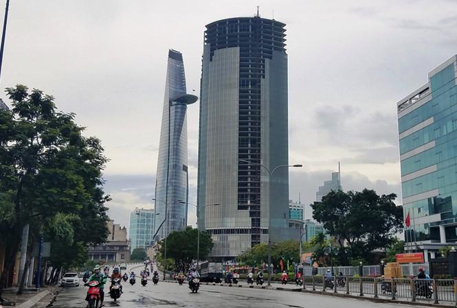 tòa cao ốc Saigon One Tower