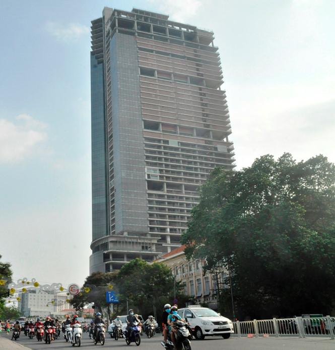 Công trình Saigon One Tower