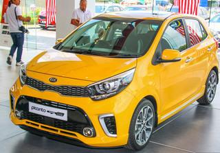 Cận cảnh chiếc Kia Picanto 2018 sắp bán ra ở Malaysia