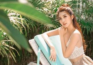 Ngoại hình gợi cảm của Tường Linh - đại diện Việt Nam tại Hoa hậu Liên lục địa 2017