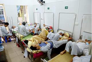 Hà Nội yêu cầu phun thuốc diệt muỗi 2.669 trường học trước ngày 5/9