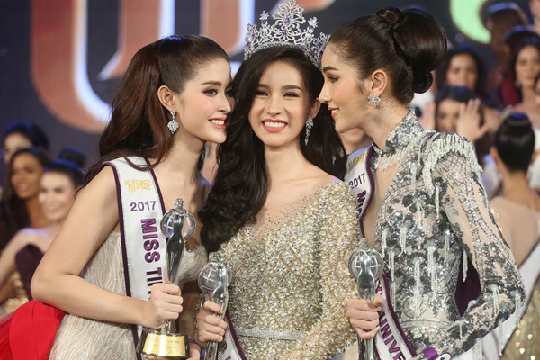 Hoa hậu chuyển giới Thái Lan