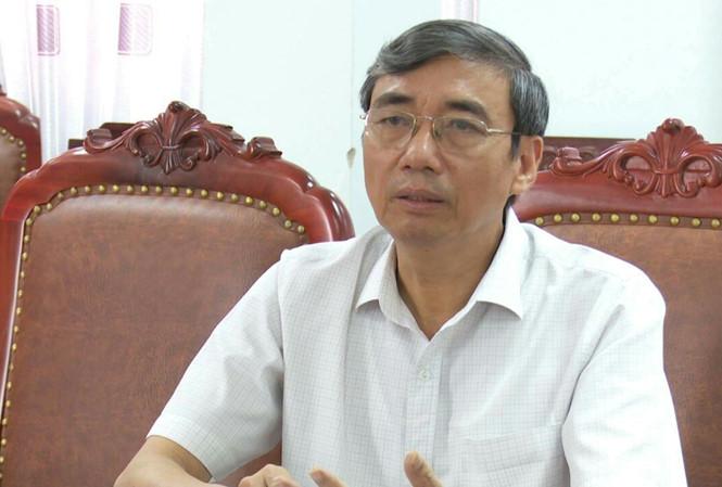 Giám đốc Sở Giáo dục Vĩnh Phúc