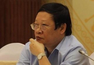 Thứ trưởng Nguyễn Viết Tiến nói gì về người nhà của Bộ trưởng tại VN Pharma?