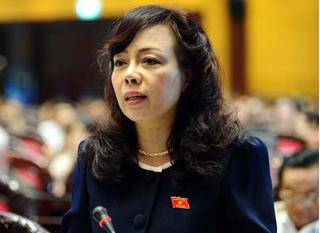 VN Pharma: Bộ trưởng Bộ Y tế khẳng định không can thiệp việc kinh doanh của em chồng