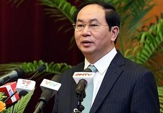 Chủ tịch nước Trần Đại Quang gửi thư chúc mừng nhân dịp khai giảng năm học mới
