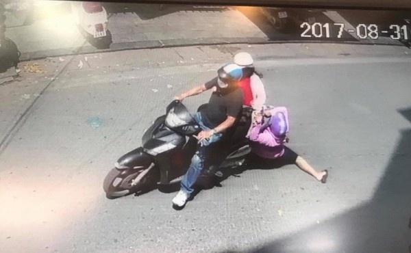 vợ đi đánh ghen