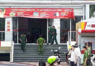 Cướp ngân hàng HD Bank Đồng Nai: Hung thủ để lại vật nghi là chất nổ
