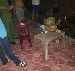 Phú Thọ: Nam thanh niên chết ngồi khi đang uống nước mía